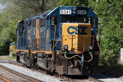 D723 Winchester, VA to Strasburg, VA