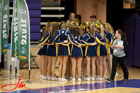 Bellevue High Cheer