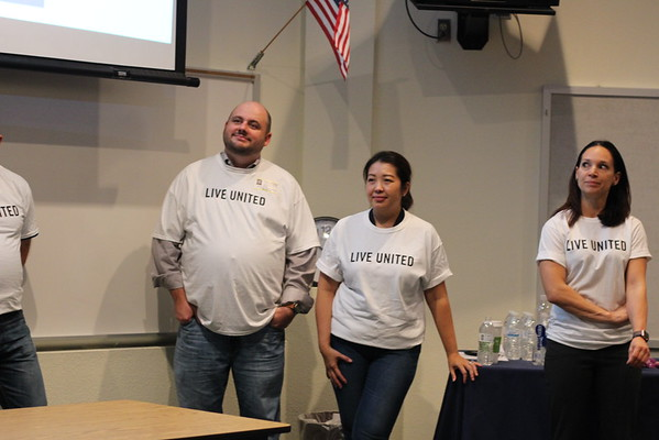 United Way Day of Caring 9/16/2016