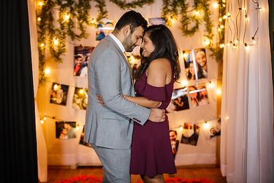 Nina & Tommy's Proposal