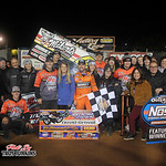 Williams Grove Speedway - National Open - 10/2/20 - Troy Junkins