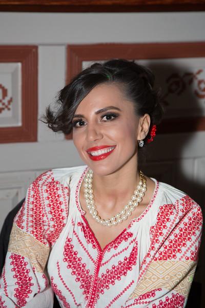 Ionela Guzic, o voce splendida la Boon by Moldova Restaurant - March 4, 2017