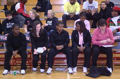 2010/02/03 BHS Girls Basketball - Butler VS East Meck