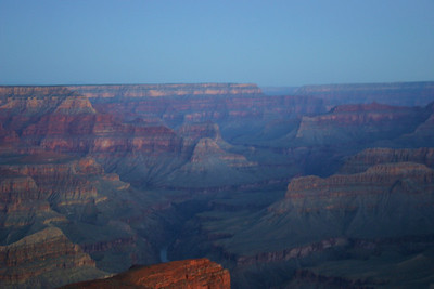 Canyon to Painted Desert