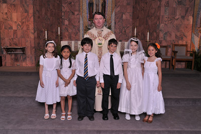 CCD First Communion 2010