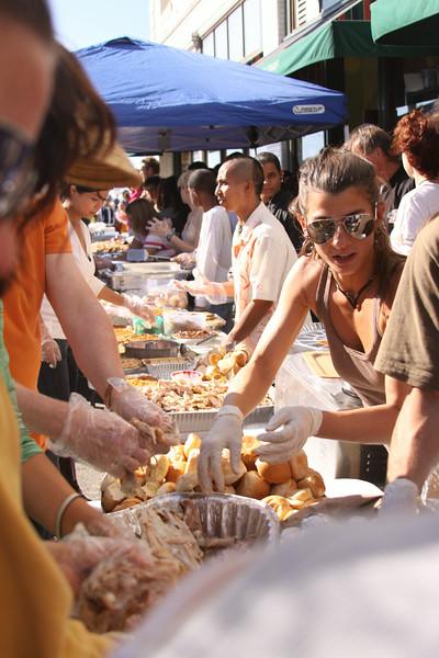 1.  Venice Beach.  Feed the Beach. Thanksgiving Event.  Photos by Venice Paparazzi (13).JPG