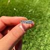 1.65ctw French Cut Diamond -Stone Band, by Single Stone 13
