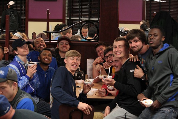 Pre-Finals Ice Cream Social