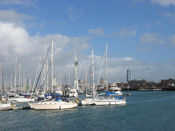 Portsmouth Oct 2009