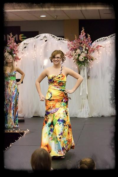 Sabrina's Bridal Fair Jan. 30, 2010