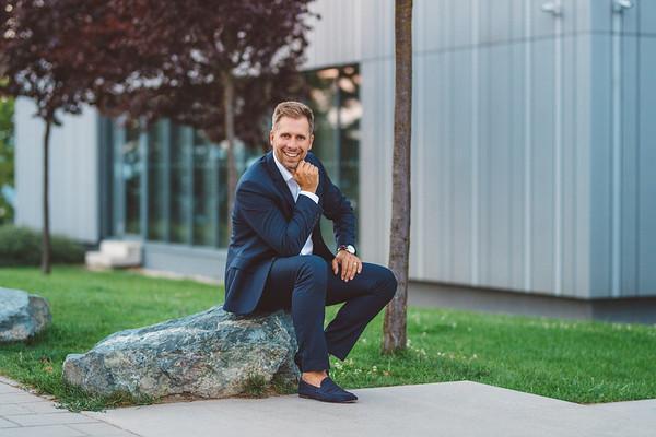 Pavel :: Business portrait