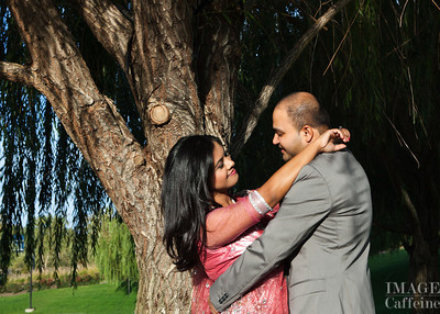 Farzana and Ayed's Engagement photo session