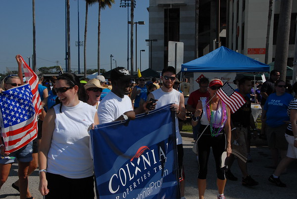 Charity Challenge @ CItrus Bowl 5-21-11