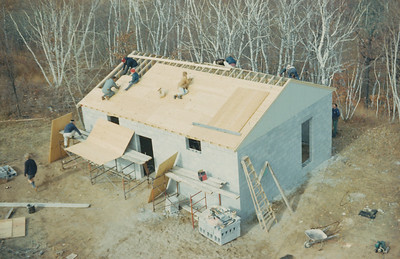 Building the first Chalet
