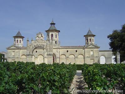 Pauillac-Margaux-St Estephe