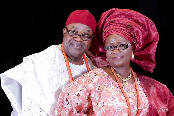 Mrs Folashade Adedeji 60th Birthday