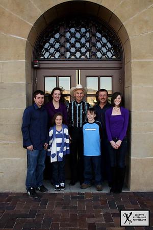 O'Sheilds Family Portraits
