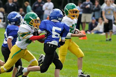 5th Grade vs OLGC 8-29-09