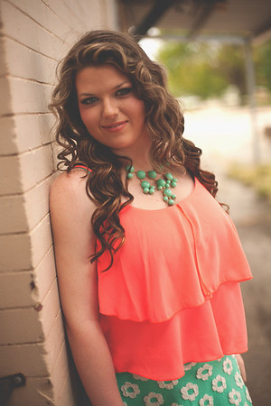 Bree Barrows | 2014 Senior