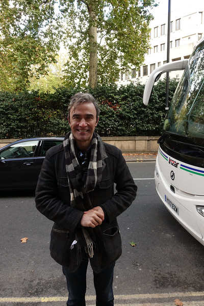Our London Guide, Duncan