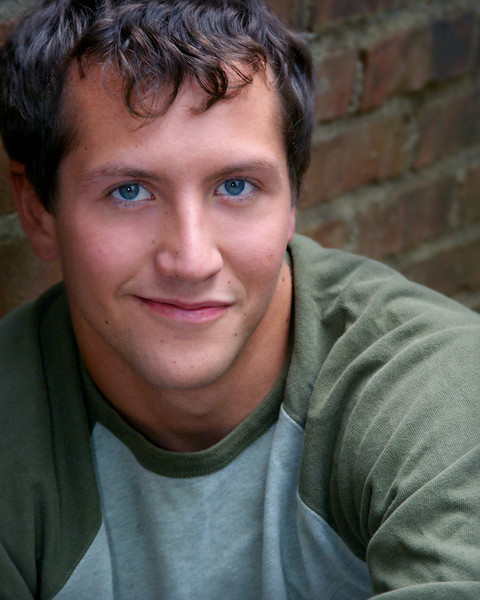 Headshots - John Patrick O'Malley, August 2009