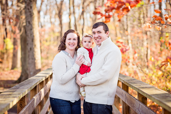 The Robinson Family - Fall mini session 2016