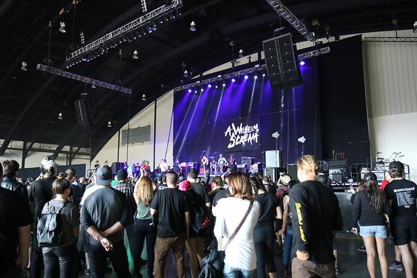 A Wilhelm Scream @ Musink 2017 @ The OC Fairgrounds, Costa Mesa, CA 03-17-17