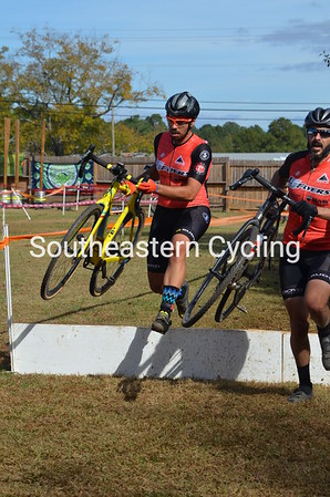 2018 Athens CX Terrapin Men 1/2, Men 3