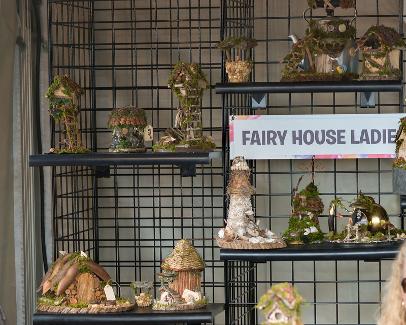 Fairy House Ladies - Epcot International Festival of the Arts 2017