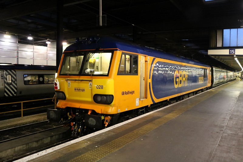 92028 0858/1M16 Inverness-Euston