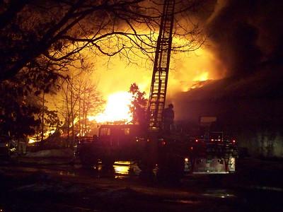 Springfield 2nd Alarm 169 Paridon St.