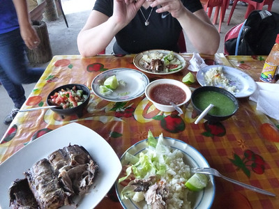 Mexico - San Blas, Nayarit