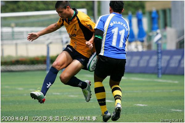 2009 U20亞青-泰國 VS 馬來西亞(THA vs MYS)