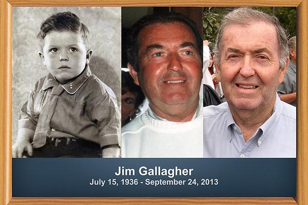 Jim Gallagher 1936-2013