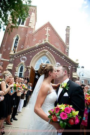 Jennifer and Ryan Ceremony