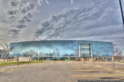 2020 - Ford Robotics Building
