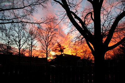 STL Sunset 1-26-2014