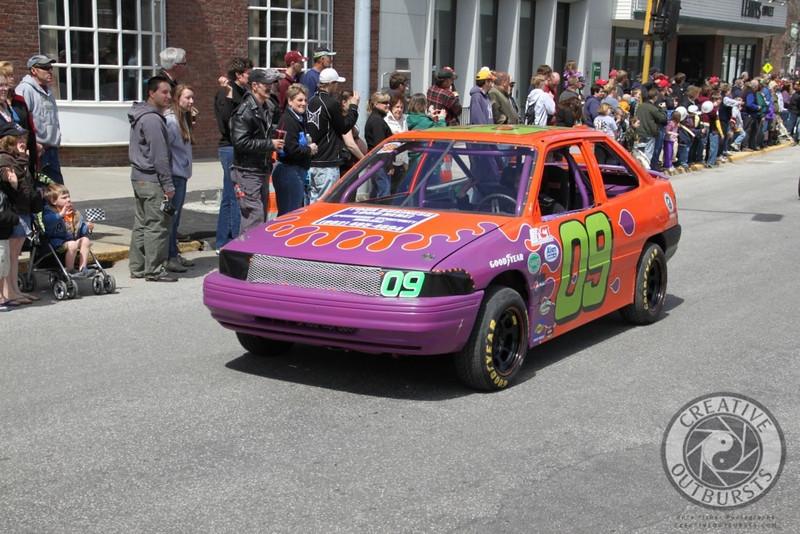 2011 Car Show Parade