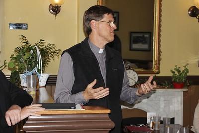 Coffee 'N Creed, TAFFN, Vonz Restaurant, Tamaqua (10-28-2014)
