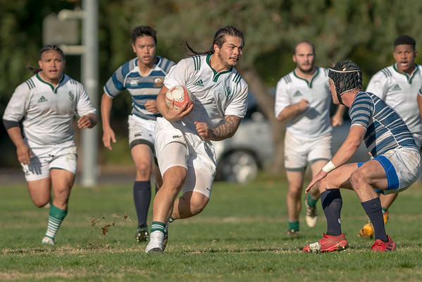 November 18, 2017 - CSUS at UC Davis College Rugby