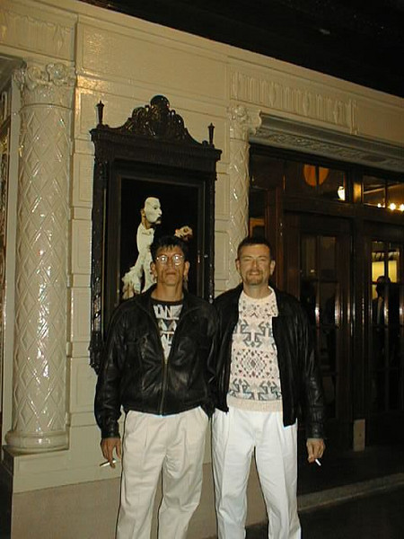 Joe and Gary travel to San Francisco, California for Halloween