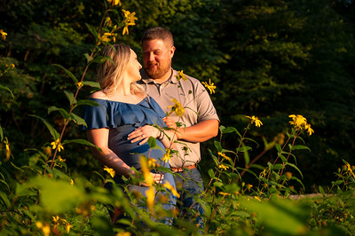 Cierra and Carter Maternity