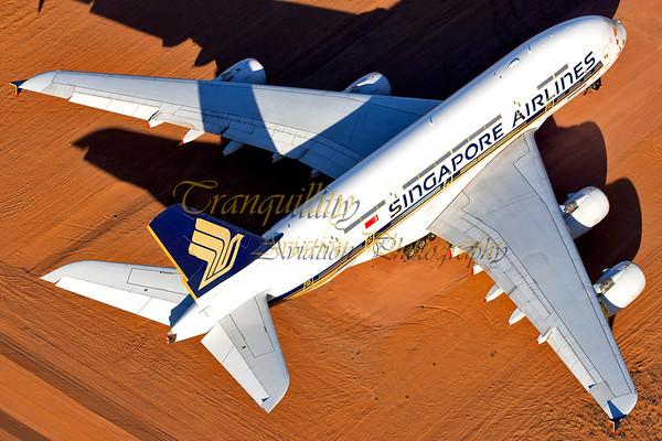 Air to Air - Alice Springs, Australia Vol.1