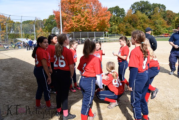 Apponaug Girls Softball - 10.20.19