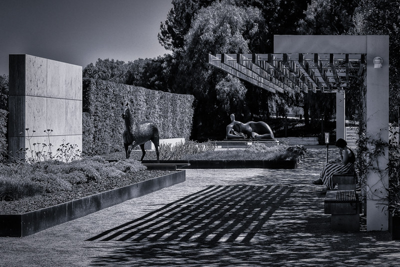 July 19 - Contemplation, The Getty, Los Angeles.jpg