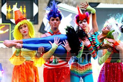 DANCE OF THE SUGAR PLUM FAIRIES
