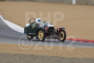 2012 RMMR Sat Morn Group 1A Rolex Monterey Motorsports Reunion
