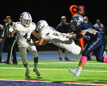 John Jay-East Fishkill HS vs. New Rochelle HS, October 4, 2019