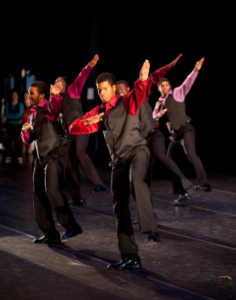 Dance Medley Concert. Sankofa. November 17, 2011. Williams College '62 Center