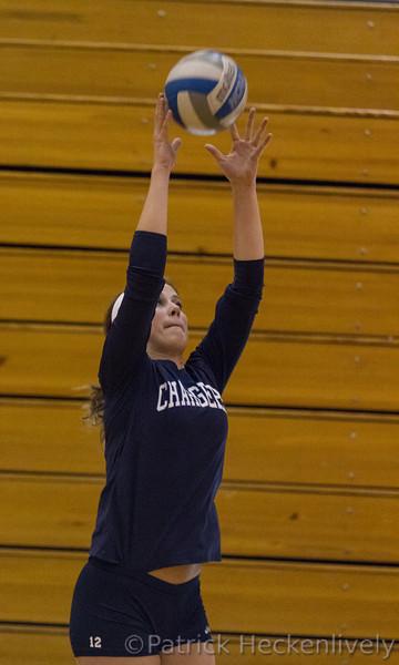 2012-10-27 Hillsdale College Women's Volleyball vs. Lake Superior State